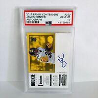 James Conner Panini Contenders Autograph Rookie Card PSA 10 Gem Mint