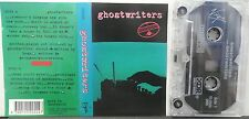 GHOSTWRITERS Cassette Tape MIDNIGHT OIL HOODOO GURUS RARE The NARCS