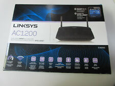 Linksys Smart wifi Wireless AC Dual-Band Router AC1200 (EA6100)