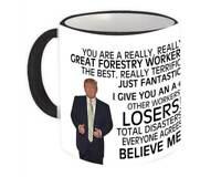 Mug Best Birthday Christmas Humor Maga Profession LADY BOSS Gift Funny Trump