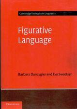 Figurative Language by Eve Sweetser, Barbara Dancygier (Paperback, 2014) Signed