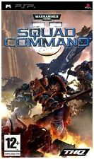 WARHAMMER 40 000   SQUAD COMMAND             -----   pour PSP