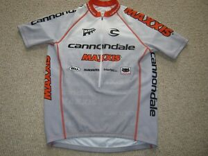 Cannondale Maxxis Italian cycling jersey [M] NOS