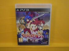 *ps3 DISGAEA D2 A Brighter Darkness (NI) A Tactical RPG Game PAL REGION FREE