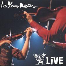 Les Yeux Noirs : Live CD