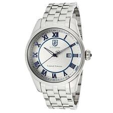 S. Coifman Limited Edition 26-Jewel Swiss Made Automatic Men's Watch RARE NEW
