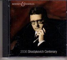 (CR696) 2006 Shostakovich Centenary - 2005 DJ CD