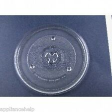 "UNIVERSAL MORPHY RICHARDS 315mm 12.5"" Inch MICROWAVE TURNTABLE GLASS PLATE DISH"