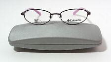 COLUMBIA Ladies Kids Prescription Eyeglass Opal Storm C02 Berry Frame 46-16-125