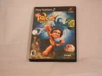 TAK 2 THE STAFF OF DREAMS  PS2 PLAYSTATION 2 COMPLETE