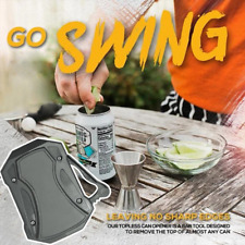 Go Swing Topless Can Opener Beer Bottle Top Drafter Multifunction Tool