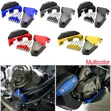 Motorcycle Anti Crash Pad Slider Protector Fit for YAMAHA MT-07FZ-07 14-19 alloy