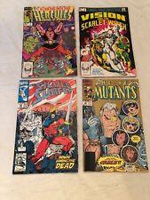 Marvel Comics Mixed Lot Of 10