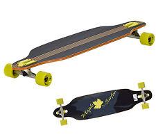 Longboard Komplettboard 38inch Drop Maple Surfer