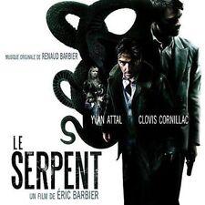 LE SERPENT MUSIQUE DU FILM DE ERIC BARBIER - CD ALBUM NEUF SCELLE  20TITRES 2006
