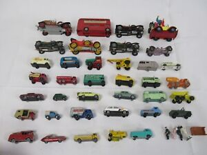Job Lot of Diecast Toy Vehicles - Lesney, Dinky, Corgi (C634)