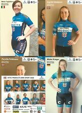 Wielrennen - cyclisme -  HITEC 2020 DAMES (complete) NEW !!!