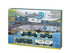 Bachmann HO Coastliner Train Set 00734 NIB Bachman H-O NEW