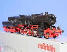 Marklin 37159  Locomotive vapeur à tender TE-3915 1042  SZD en digital