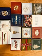 More details for lot of 4 white house historical association christmas ornaments  2005 /2019 col