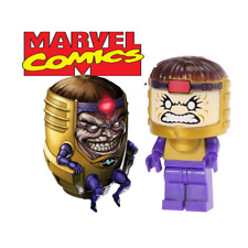 USA seller super Hero Miles Morales Custom Minifigure -Spider Man