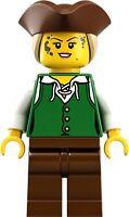 LEGO® - Minifigs - Pirates - idea070 - Robin Robber (21322)