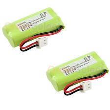 2 Rechargeable Phone Battery for VTech CS6114 CS6124 CS6328 CS6329 CS6400 CS6409