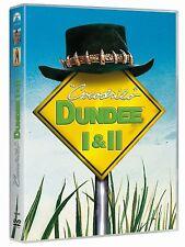 COCODRILO DUNDEE DVD 1 Y 2 NUEVO ( SIN ABRIR ) PACK DE 2 PELICULAS