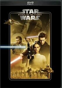 Star Wars: Episode II: Attack of the Clones [New DVD] Ac-3/Dolby Digital, Dolb