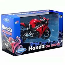 Welly 62804W 110 Scale Honda CBR 100 Diecast Model Motorcycle