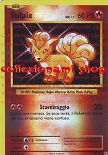 VULPIX - REVERSE FOIL 14/108 - XY EVOLUZIONI - POKEMON - ITALIANO