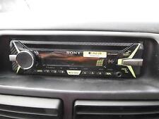 DAIHATSU CHARADE RADIO/ CD PLAYER L251 NEW SONY -CDX G315OUP 07/03-07/05