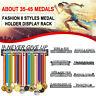Medal Holder Hanger Display Rack Ideal Gift Home Decor Running Stainless  ,/ ☜