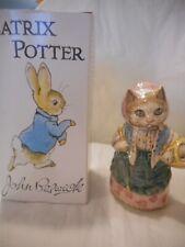 Beatrix Potter Cousin Ribby Beswick 1970 w/box free domestic ship/ins 200015