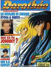 DOROTHEE magazine n°233,  JOHNNY, HYOGA & SHIRYU, DRAGON BALL Z, MAX, SALLY