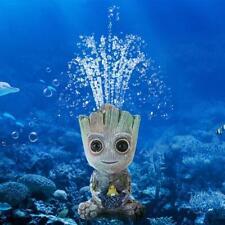 Tree Shape Aquarium Fish Tank Oxygen Pump Air Bubble Stone Drive Toy Ornament