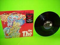 "The The Slow Train To Dawn 1987 Vinyl 12"" Record Matt Johnson Post-Punk NM"