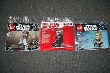 Lego Star Wars, 40268, 40298, 40176, Polybag, R3-M2, , Jedi, limitiert**