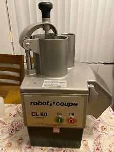 Robot Coupe CL50 Series E Food Processor