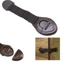 Toddler Baby Kid Child Safety Lock Proof Cabinet Drawer Fridge Door- Cupboa K8C1