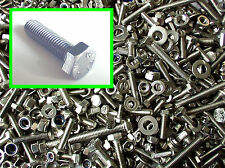 Stainless Hex Head Bolts (Setscrews), Nuts. Washers..1000 Mixed Pack M5, M6, M8