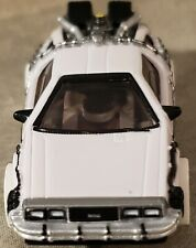 Used slot cars ho scale 1970-now Back To The Future DeLorean