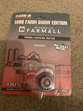 Mccormick Farmall 1996 Farm Show Edition Super Md Tractor