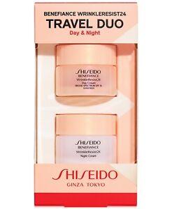 Shiseido Benefiance Wrinkleresist24 Travel Duo Day & Night StockingStuffer GIFT!