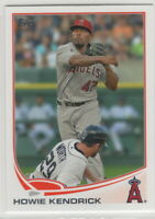 2013 Topps Baseball Los Angeles Angels Team Set (Mike Trout)