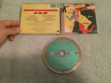 MANHATTAN TRANSFER - BOP DOO WOPP (1984) WEST GERMANY TARGET CD AUDIOPHILE