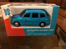Corgi London Taxi DESTINATION LONDON 2012 OLYMPICS.  #25 Diving. Loose Die-Cast