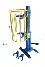1000 kg Hydraulic Spring/Strut/Coil Compressor with Safety Cage (SP704)