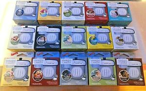 NEW ASSORTED Yankee Candle Charming Scents Car Airfreshener Refills~YOU CHOOSE