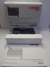 Märklin H0 60832 Decoder m83 Schaltdecoder für Weichen + Signale mfx (K83 ) OVP